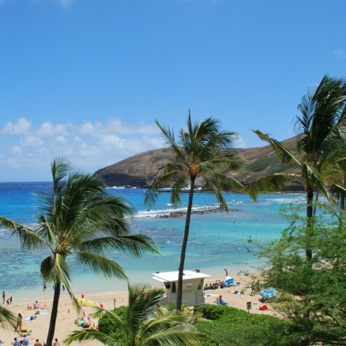 oahu hawaii page header gallery photo