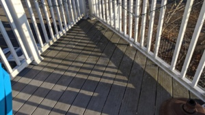 our deck needs some major cleaning