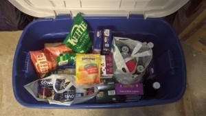 food storage for covid quarantine