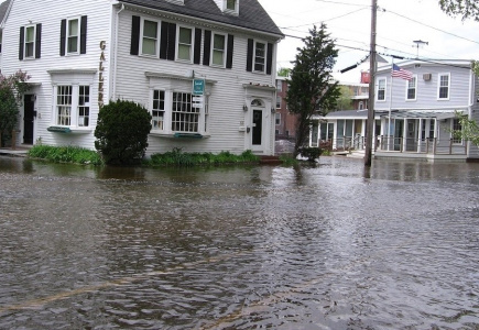 Ipswich River Flood of 2006