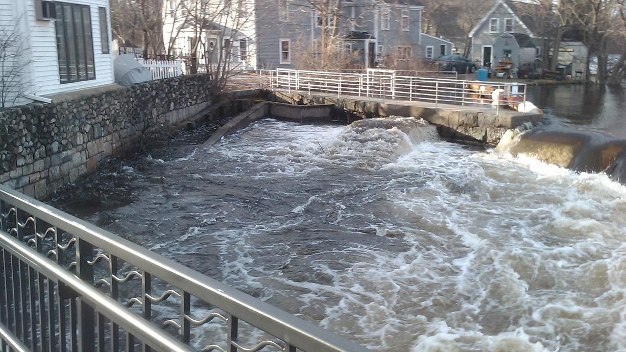 Ipswich River Flood of 2010