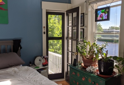 DIY Screen Door – Part 4