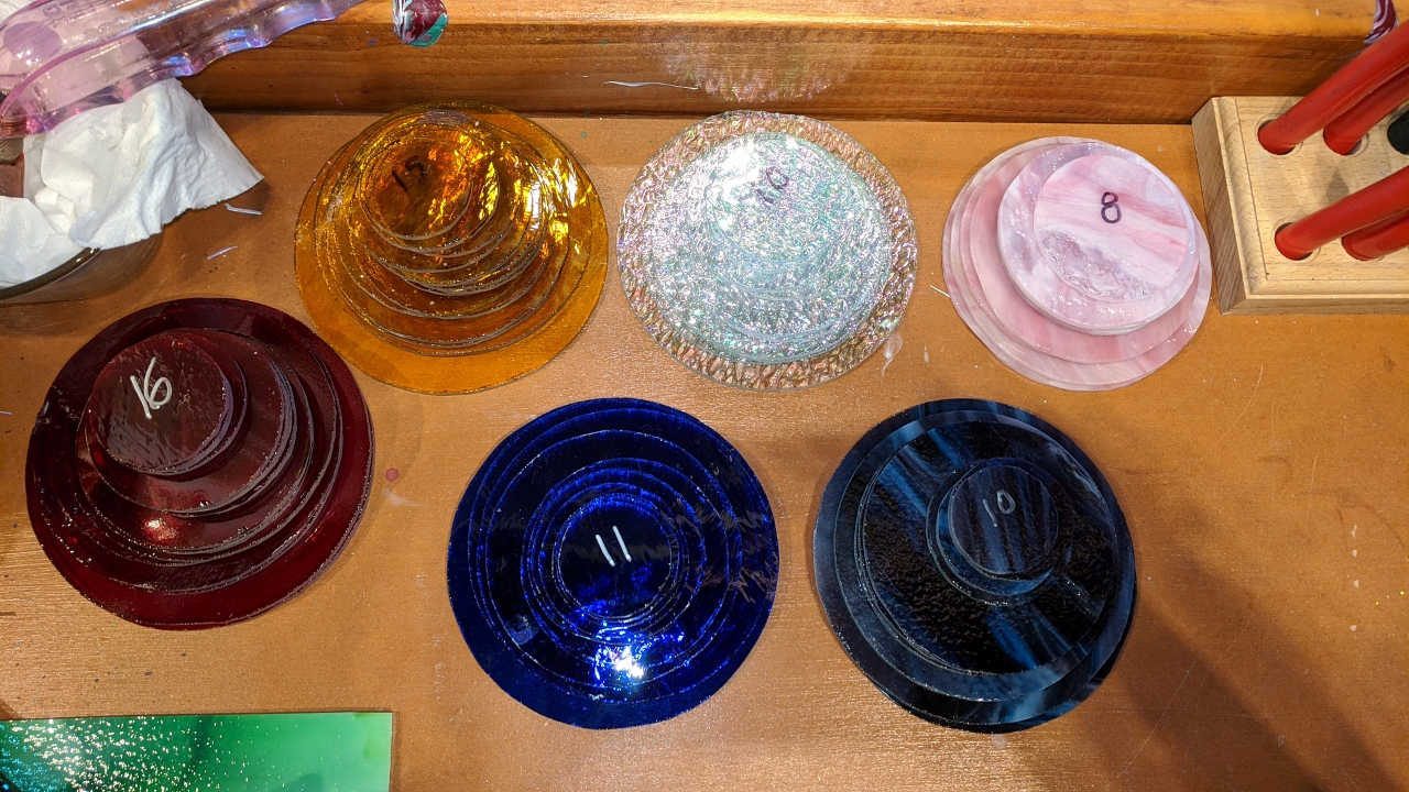 Stained Glass Circles – Part 12