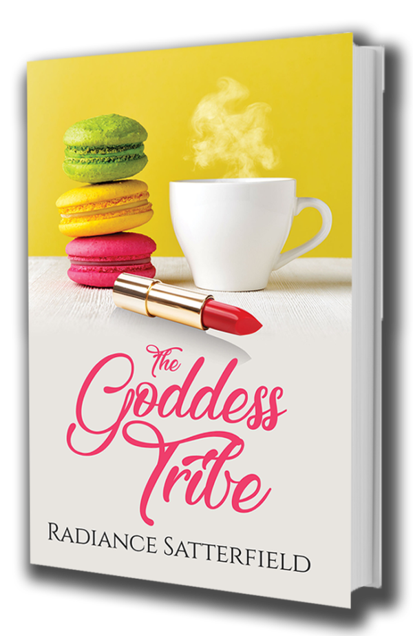 the goddess tribe novel by radiance satterfield
