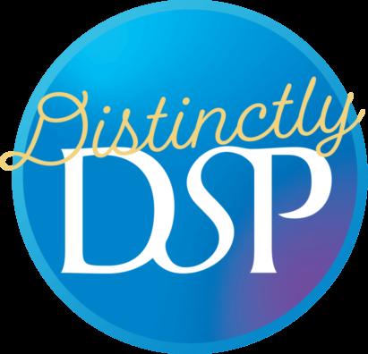 Distinctly DSP badge