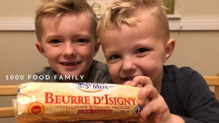 Beurre d'Isigny Butter