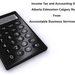 Income Tax and Accounting Services from Accountable Business Services in Alberta Edmonton Area Calgary Red Deer and All Across Canada with a Vestl Team