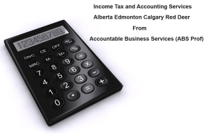 Income Tax and Accounting Services