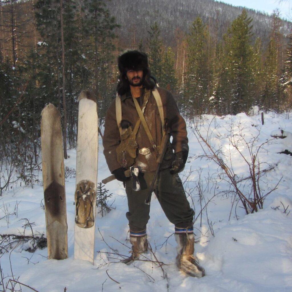 Jordan Jonas wilderness survival instructor