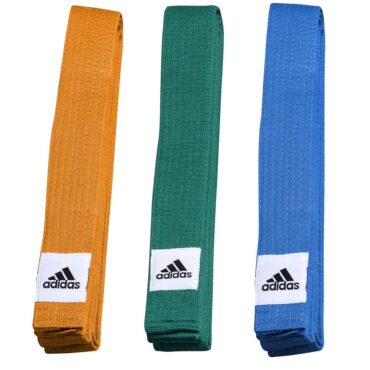 ADIDAS KARATE CLUB BELT 40mm