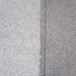 Sealer & non sealed Concrete