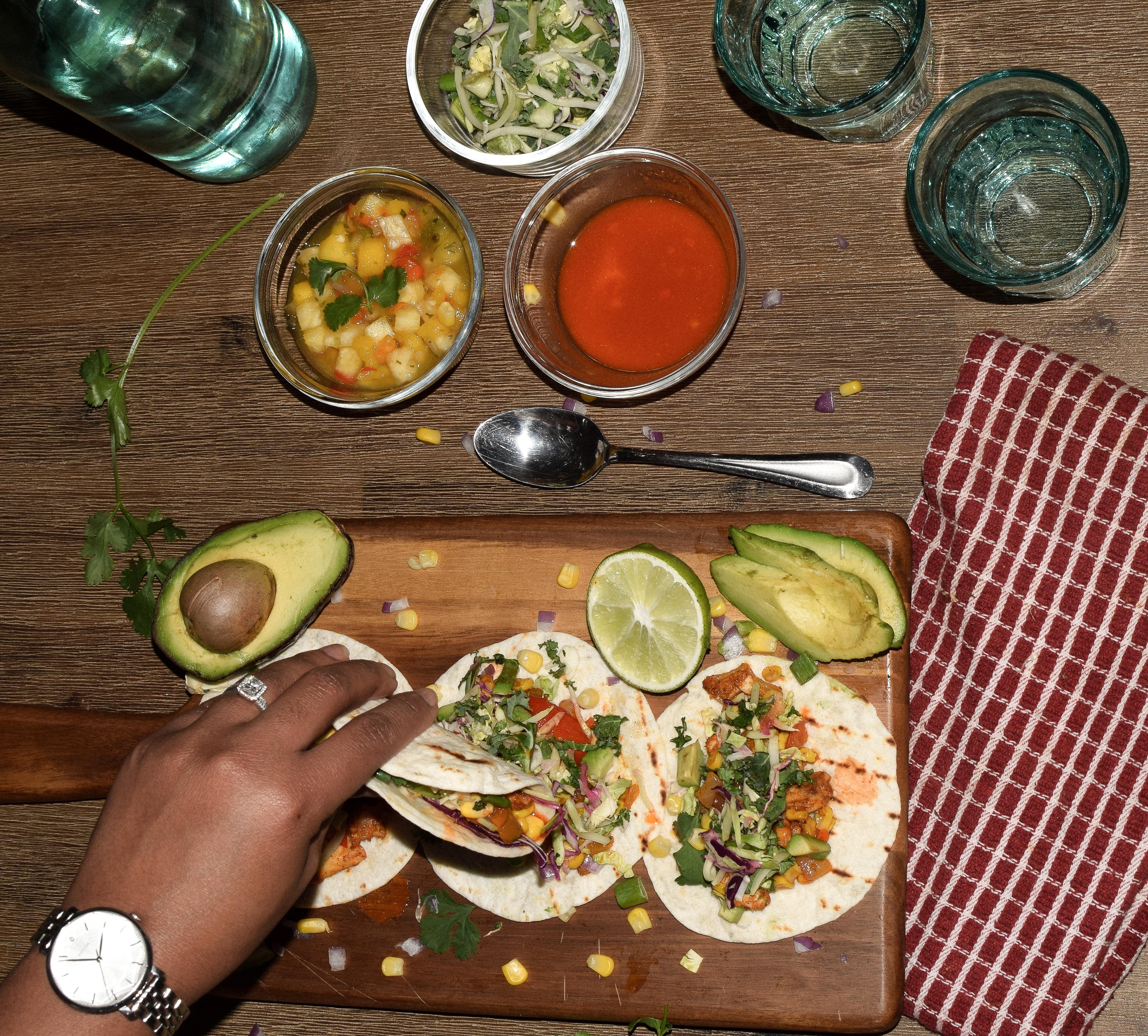 Shrimp/Fish Tacos