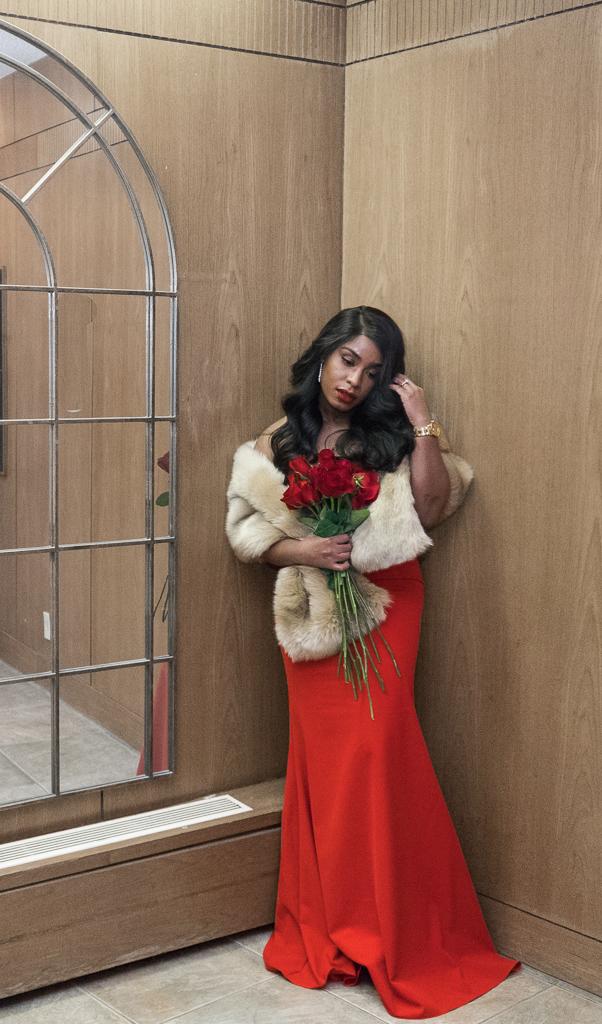 Valentine's Day w/ BHLDN