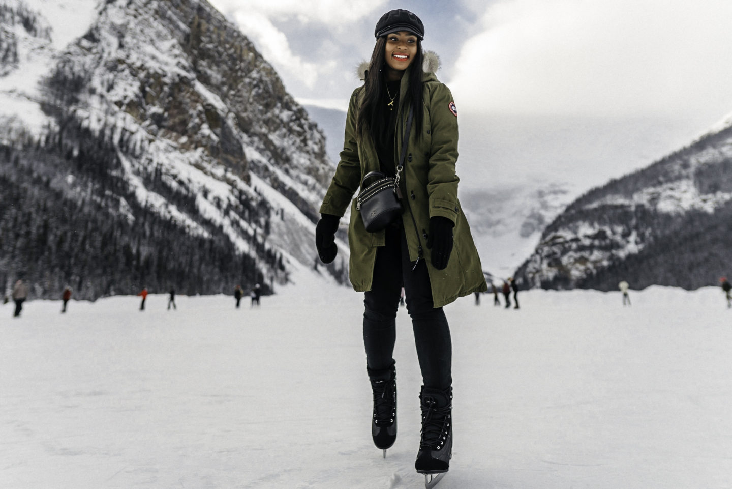 Skating On Lake Louise | Why You Should Make The Best of Winter | The Jeneralist
