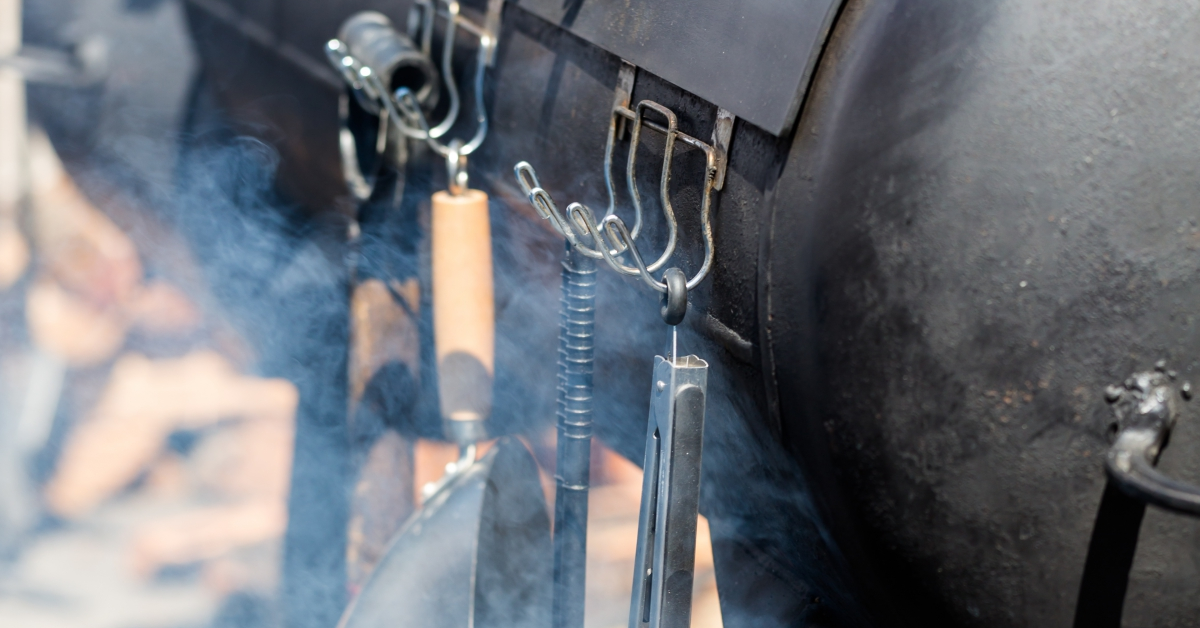 Turn Your Propane Grill Into a Smoker