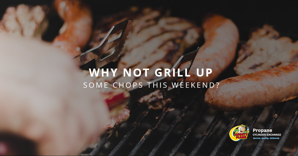 grill up some chops