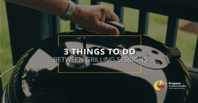 3 Things to Do Between Grilling Sessions