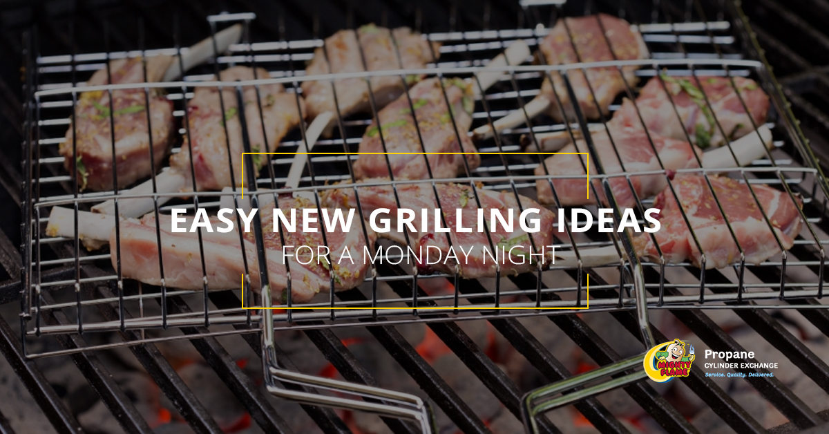 Easy New Grilling Ideas for a Monday Night