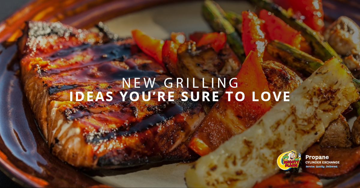 New Grilling Ideas You're Sure to Love
