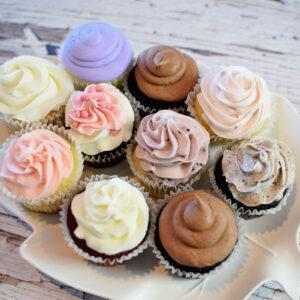 Baker's Choice Cupcakes