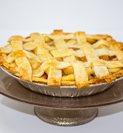 Apple, Cherry or Blueberry Pie
