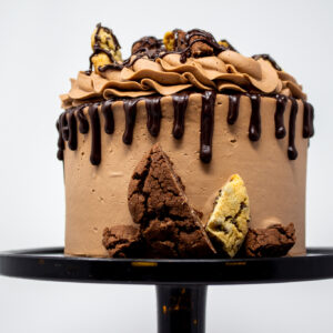 Cookie Explosion Cake