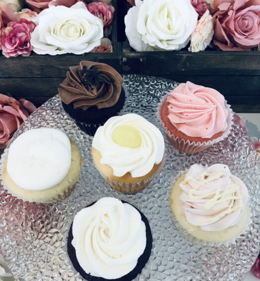 May Feature Cupcakes