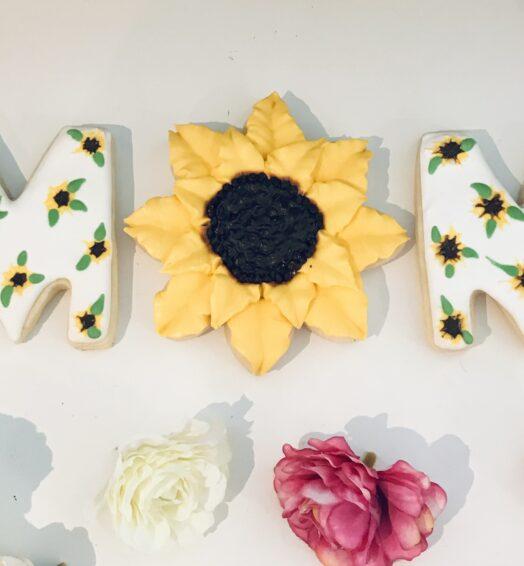 Sunflower Cookies (3)
