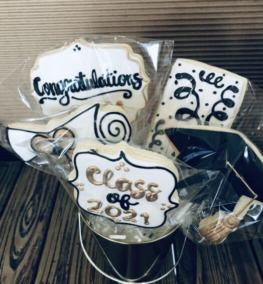 Graduation Cookie Bouquet
