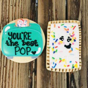 PopTart Cookies Set