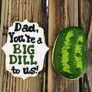 Dill Pickle Cookies Set