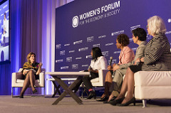 MEDIUM BLOG: Women. Drive. Economic. Growth. Period.