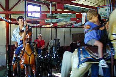 Flying Horses Carousel