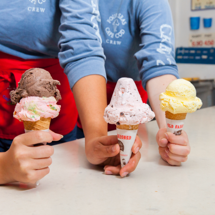 Four Seas Ice Cream
