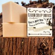 unscented goats milk soap