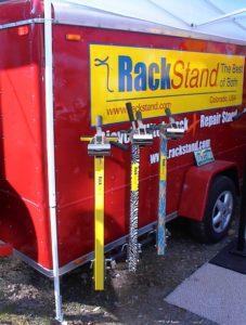 RackStand, bicycle repair stand, trailer
