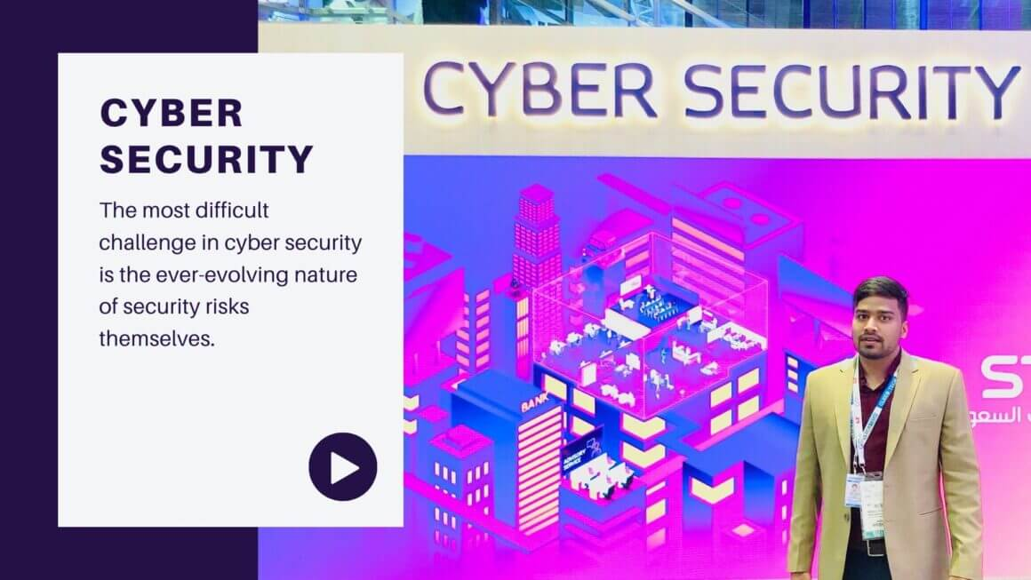 What is Cyber Security ?