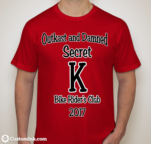 Outkast and Damned Secret T-Shirt