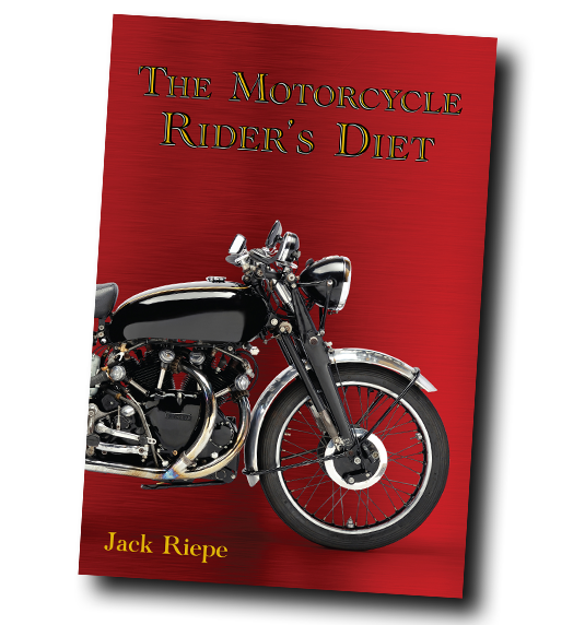 The Motorcycle Rider's Diet