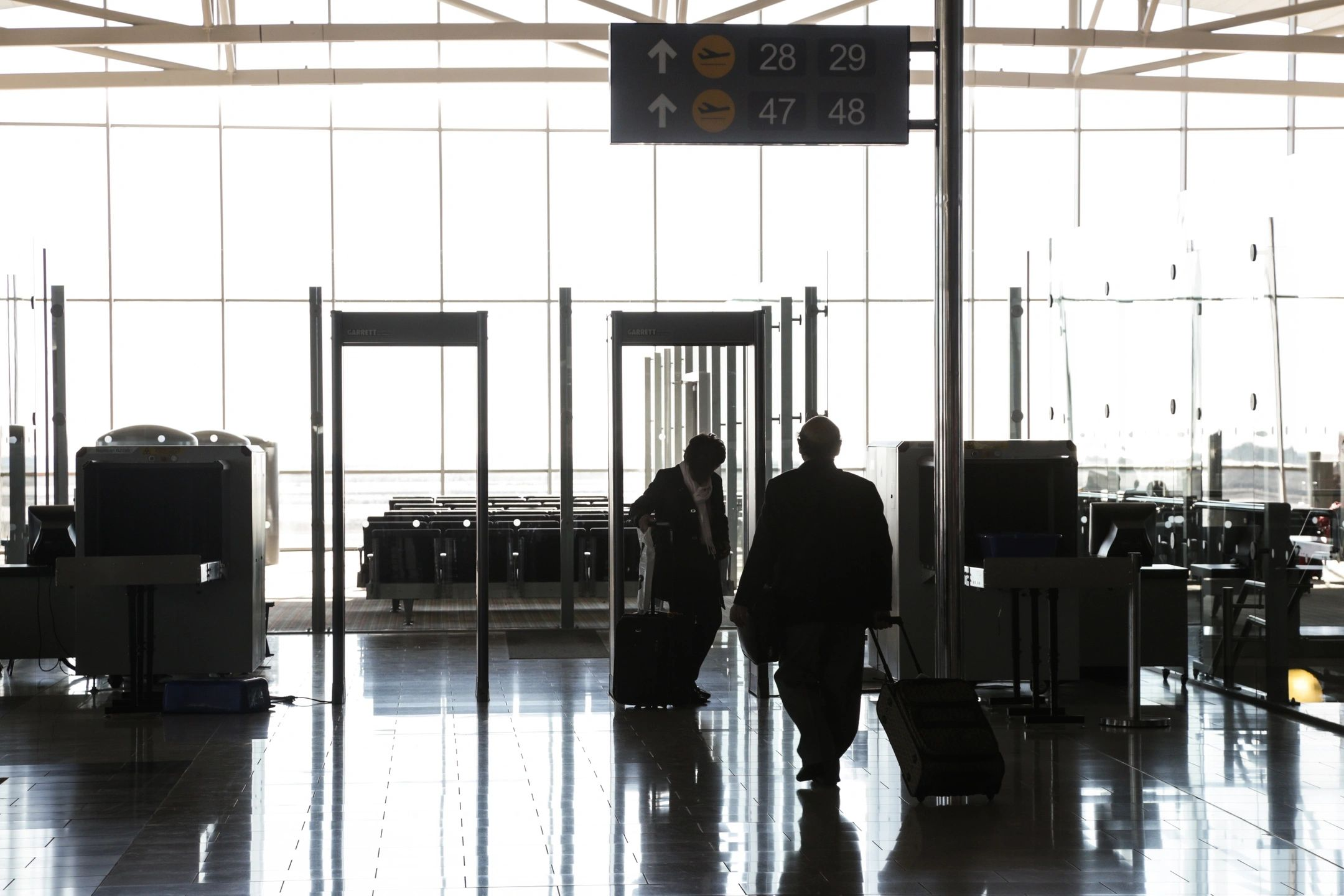 Read more about the article TSA Wait Times