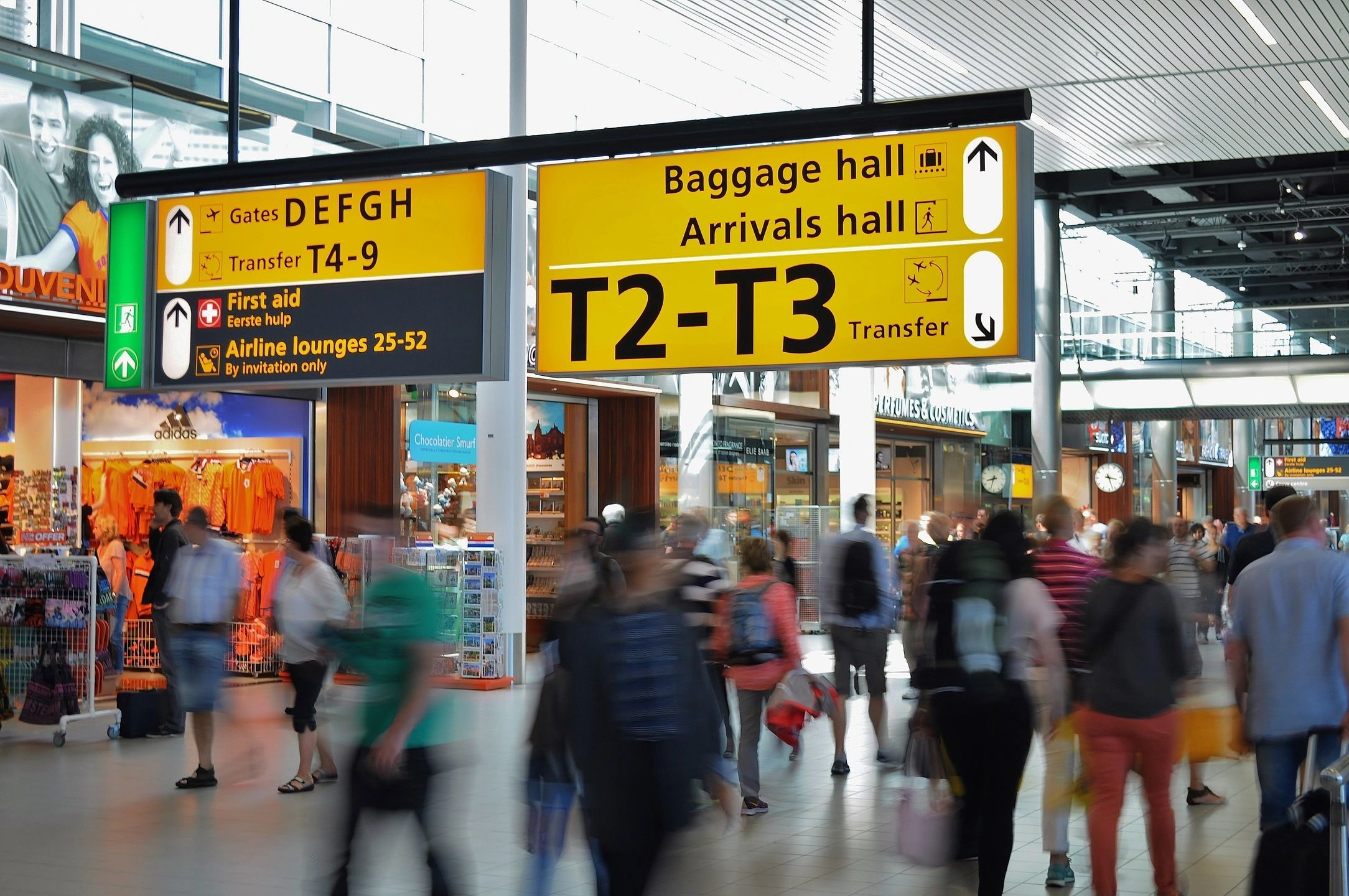 Read more about the article Airport check in procedures