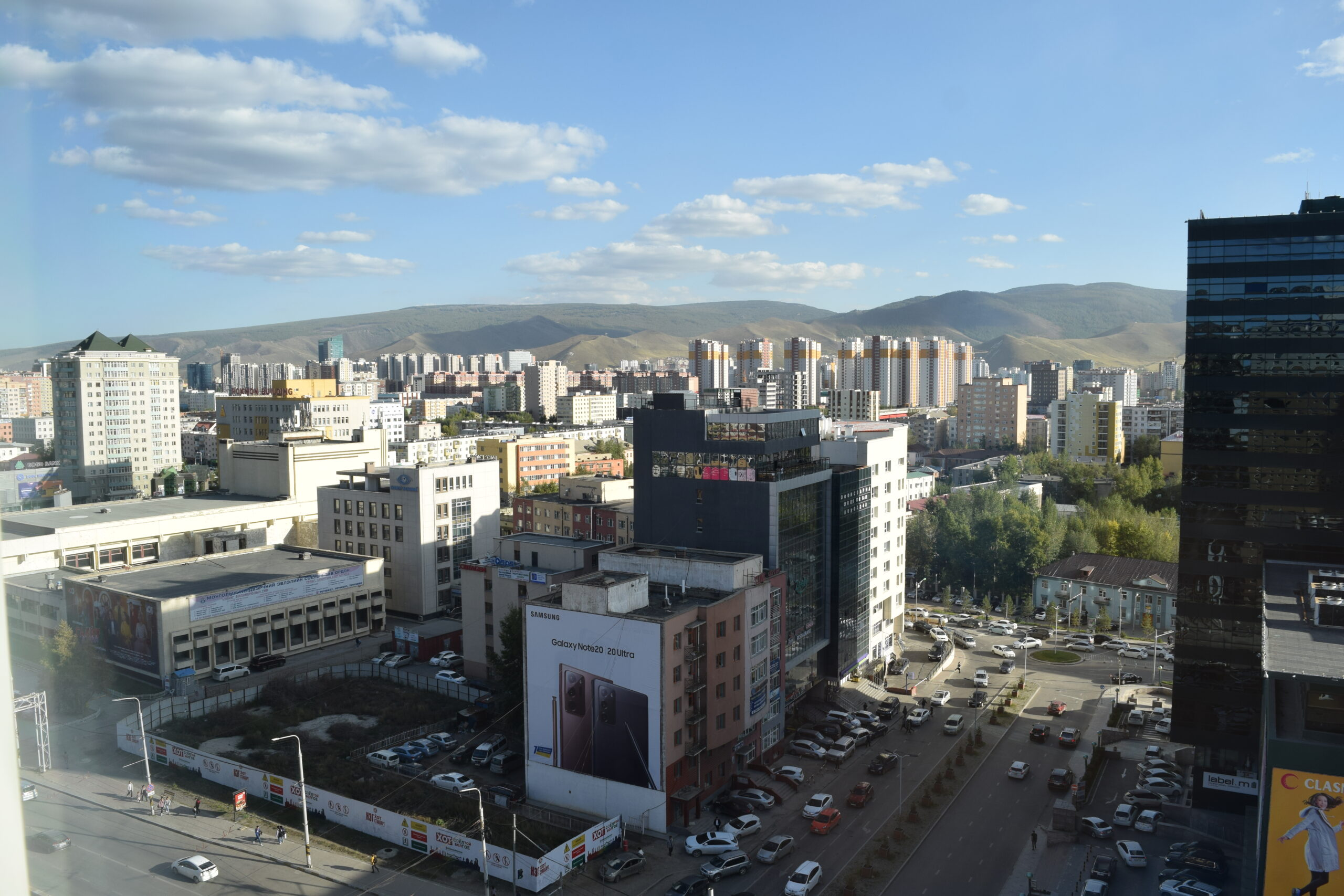 Read more about the article Life in Quarantine in Mongolia
