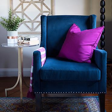 Saudah Saleem Living Room Design