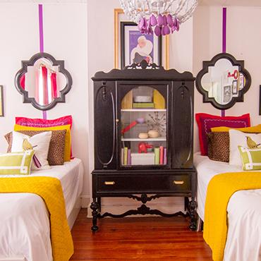 Saudah Saleem Bedroom Design