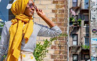 Hijab Travel Fashion
