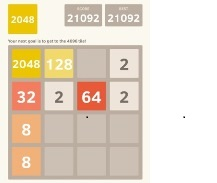 The Game of 2048