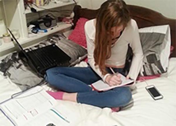 Relearning High School Math