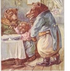 Goldilocks, the Three Bears, and Teaching Math