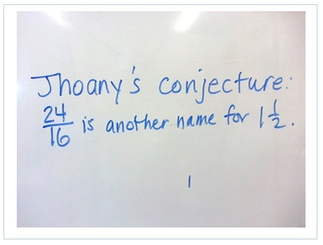 Jhoany conjecture.Paint