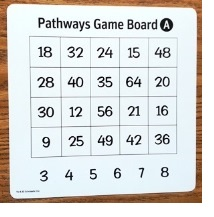 The Game of Pathways
